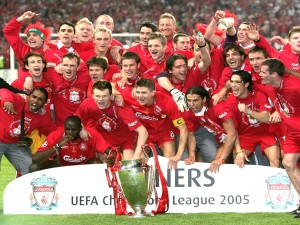Liverpool is one of the Top 10 Best European Soccer Clubs From The Last 10 Years