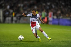 Lucas Moura is one of the Top 10 Football Players With The Most Successful Dribbles in The World