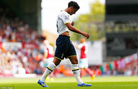 Kyle Naughton is one of the Top 10 Premier League Players with Red Cards so Far 2014/15