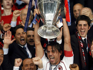 Paolo Maldini is one of the Top 10 UEFA Champions League Most Successful Players