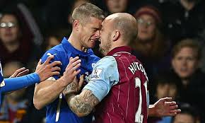 Paul is one of the Top 10 Premier League Players with Red Cards so Far 2014/15