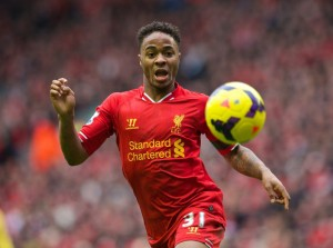 Raheem Sterling is one of the fastest players in the premier league