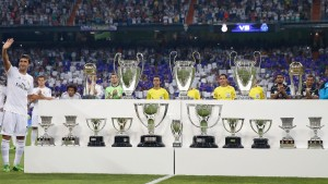 Players with most Champions League titles 2018