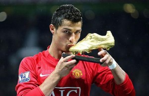 Cristiano Ronaldo is one of the Top 10 Footballers With Most Premier League Golden Boots