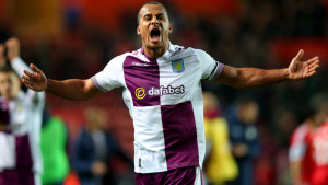 Gabriel agbonlahor is one of the Top 10 Fastest Players in The Premier League This Season