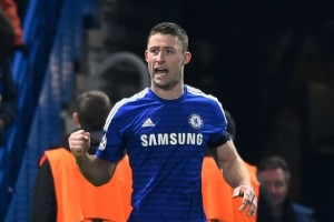 Gary Cahil is one of the Top 10 Chelsea Top Goal Scorers This Season So Far