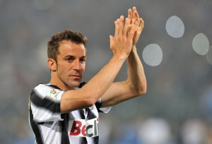 alessandro del piero is one of the Top 10 Penalty Takers In The World Of All Time