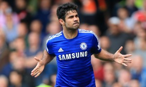 Diego-Costa is part of the players that won the Premier League Player of The Month Awards 14/15 Season
