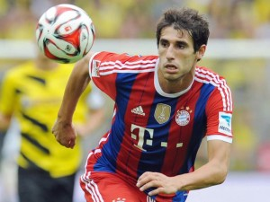 Javi-Martinez is one of the Top 10 Highest Scoring Defenders in The Last 10 Years