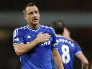 John Terry is one of the Top 10 Highest Scoring Defenders in The Last 10 Years