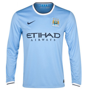 Manchester City deal with Etidad Airways is one of the Top 10 Biggest Shirt Sponsorship Deals in Football 2015