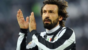 Andrea Pirlo is one of the Top 10 Penalty Takers In The World Of All Time