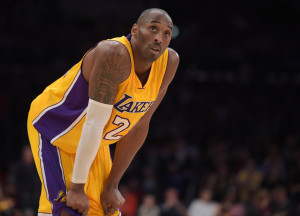 Kobe-Bryant is one of the Top 10 Highest Paid Athletes 2015
