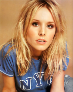 One of the most frugal celebrities is Kristen Bell