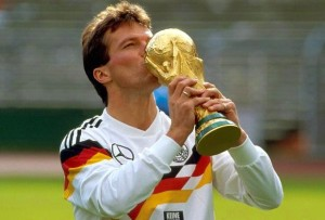 lothar is one of the Best Football Defenders Ever