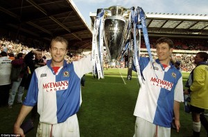 Blackburn Rovers is one of the teams with most Premier League titles