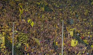 Westfalenstadion is one of the Top 10 Loudest Stadiums in Football