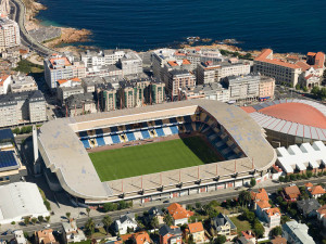 Estadio Riazor is one of the Top 10 Best Stadiums in the Spanish La Liga