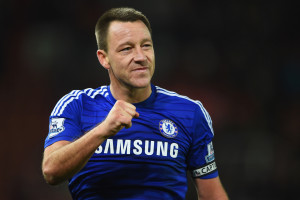 John terry is one of the 12 Best Captains in Football