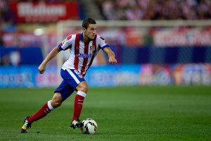 Koke is one of the Top 5 Players Who Had Most Champions League Assists 2014/15
