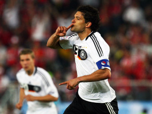 Michael Ballack is one of the Top 10 Great Footballers To Have Never Won A Major International Trophy