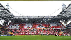 RheinEnergieStadion is one of the top 10 biggest stadiums in the Germany Bundesliga