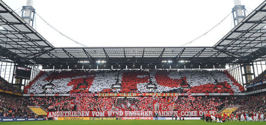 RheinEnergieStadion is onee of the top 10 biggest stadiums in the Germany Bundesliga