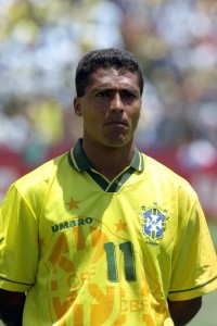 Romario is one of the Top 10 Best Football Strikers Ever