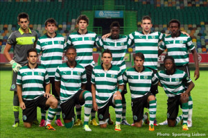 Sporting CP is one of the Top 10 Football Academies in the world