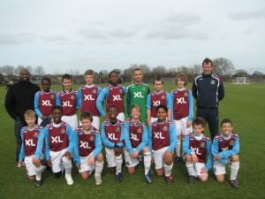 West Ham United is one of the Top 10 Football Academies in the world