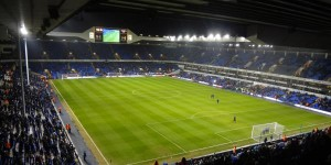 White Hart Lane is one of the Top 10 Biggest Stadiums in The Premier League