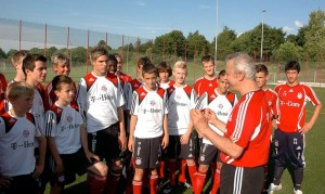 Bayern Munchen is one of the Top 10 Football Academies in the world