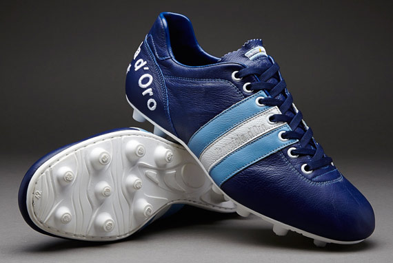 Pantofola d'Oro Lazzarini is one of the Top 10 Coolest Football Boots of All Times