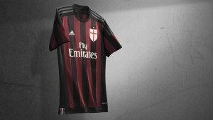 The AC Milan new kit is one of the Top 10 Best Kits for the 2015 8b8d57c27
