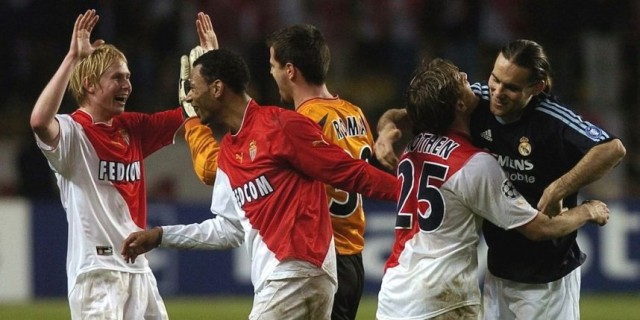 Monaco 3-1 Real Madrid is one of the Top 10 Champions League Comebacks