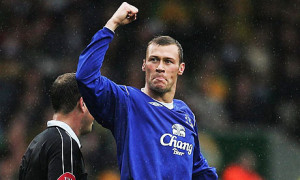 Duncan Ferguson  is one of the Footballers Who Have Been In Jail