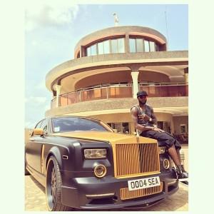 Emmanuel Adebayor is one of the Top 10 Richest African Footballers
