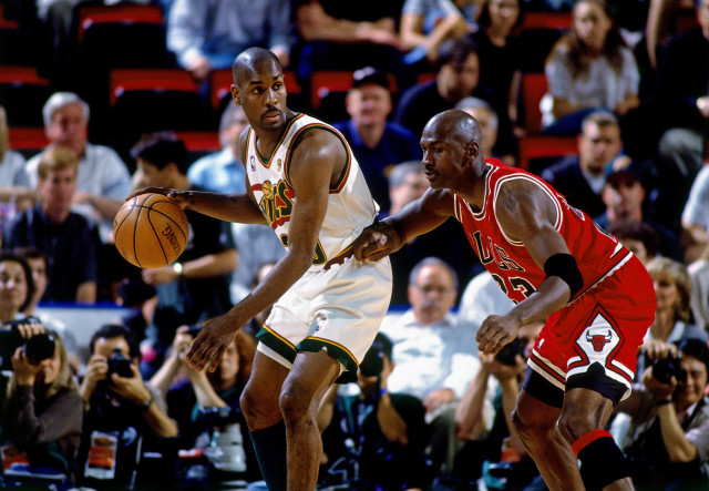 Gary ayton is one of the 10 Richest NBA Players of All Time