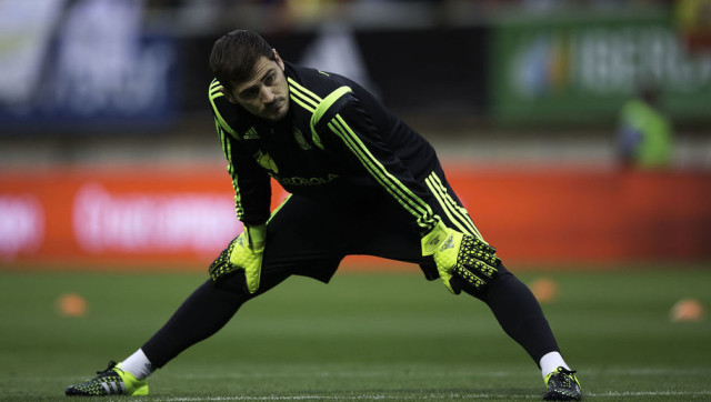 Iker Cassilas is one of the Top 10 Football Stars on The Decline