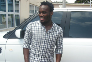 Michael Essien is one of the Top 10 Richest African Footballers