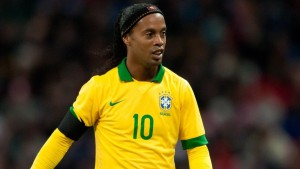 Ronaldinho is one of the Top 10 Best Football Dribblers Ever