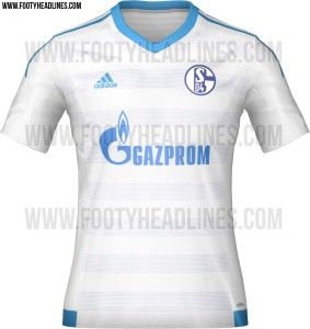 schalke04 new kit is one of the Top 10 Best Kits for the 2015-16 a0db222fb