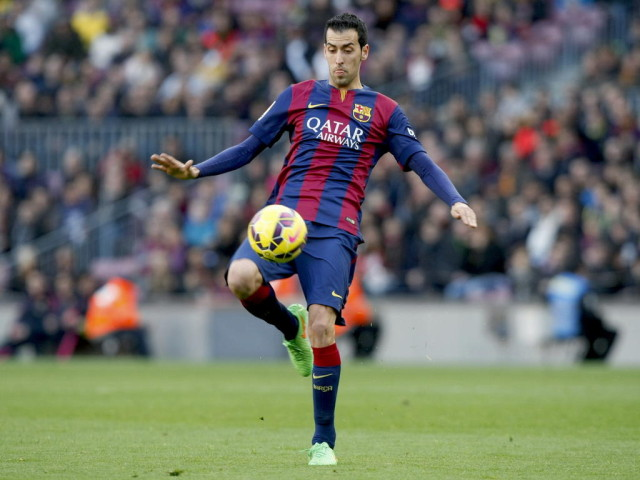 Sergio Busquets is one of the Top 10 Biggest Release Clauses in World Football
