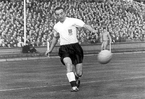 Stanley Mathews is one of the Top 10 Best Football Dribblers Ever