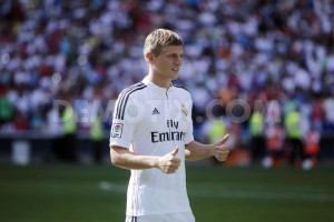 Toni-Kroos is one of the Top 10 La Liga Football Players