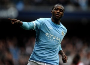 Yaya Toure is one of the Top 10 Richest African Footballers