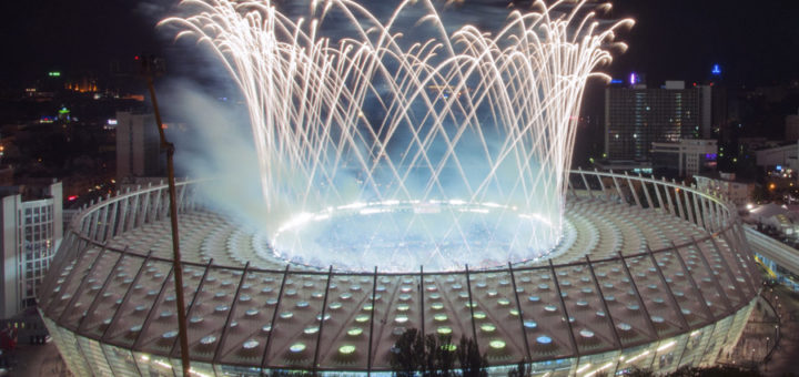 Kiev's Olimpiyskiy to Host 2018 European Club Football