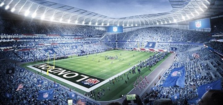 Tottenham Plans to Host NFL/EPL Double Header